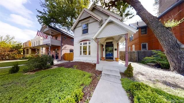 2808 N Humboldt Street, Denver, CO 80205 (#3963409) :: The HomeSmiths Team - Keller Williams