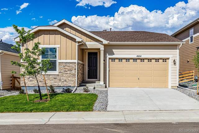4624 S Nepal Way, Aurora, CO 80015 (#3966869) :: The DeGrood Team