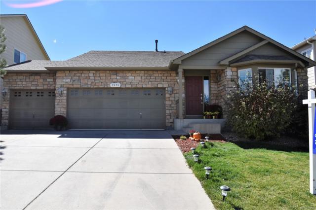 2098 Pinon Drive, Erie, CO 80516 (MLS #3968491) :: 8z Real Estate