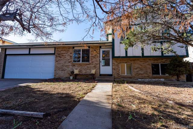 1621 S Nucla Street, Aurora, CO 80017 (#3969266) :: The Brokerage Group