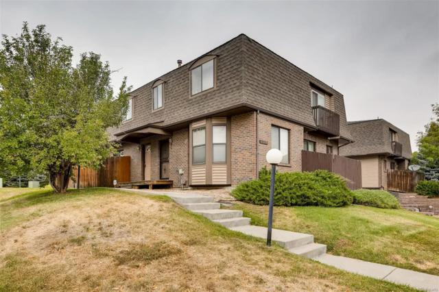 1399 S Idalia Street B, Aurora, CO 80017 (#3969798) :: The Galo Garrido Group