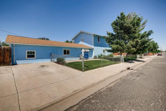 6901 Forest Street, Commerce City, CO 80022 (MLS #3970852) :: 8z Real Estate