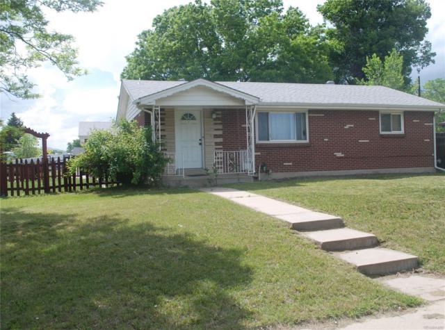 8221 Sheridan Court, Arvada, CO 80003 (MLS #3974336) :: 8z Real Estate
