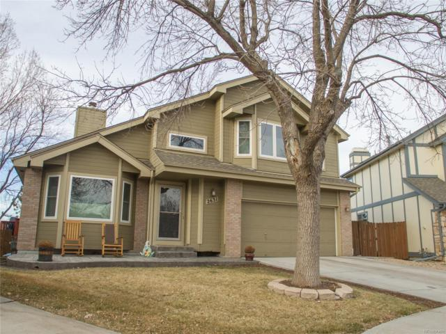 2631 W 110th Avenue, Westminster, CO 80234 (#3975442) :: The Griffith Home Team