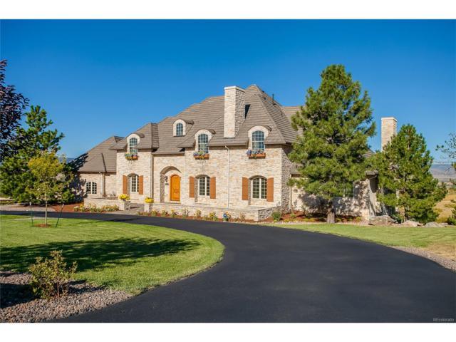 8647 Coachlight Way, Littleton, CO 80125 (MLS #3978397) :: 8z Real Estate