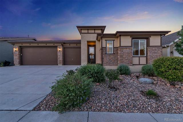 12311 Red Fox Way, Broomfield, CO 80021 (MLS #3980424) :: The Sam Biller Home Team