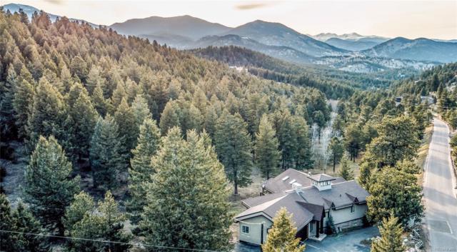1001 Soda Creek Road, Evergreen, CO 80439 (#3980500) :: Wisdom Real Estate