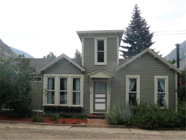 608 8th Street, Georgetown, CO 80444 (MLS #3981022) :: 8z Real Estate