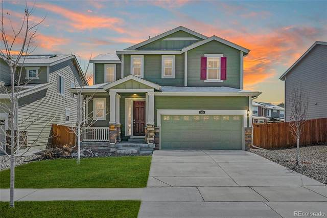 10614 Casper Street, Parker, CO 80134 (#3981950) :: The Harling Team @ HomeSmart