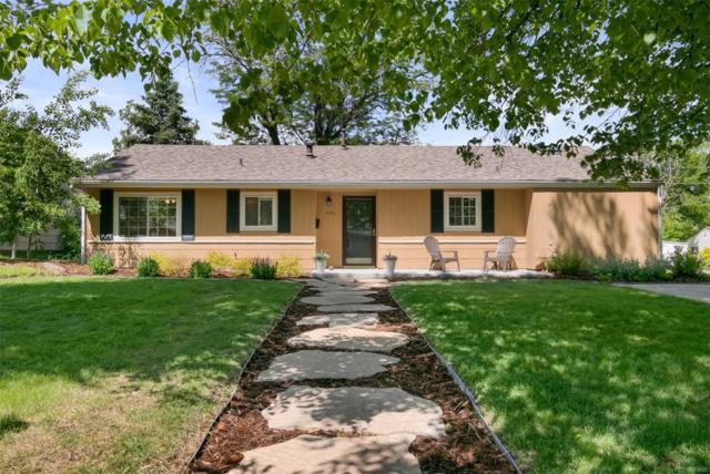 3301 S Flamingo Way, Denver, CO 80222 (#3982928) :: milehimodern