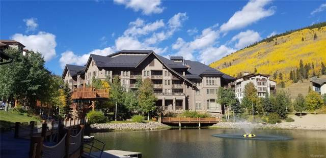 172 Copper Circle #213, Copper Mountain, CO 80443 (#3986232) :: The DeGrood Team