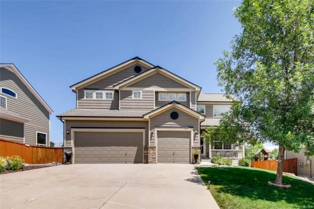 1385 Baguette Dr, Castle Rock, CO 80108 (#3987714) :: The Pete Cook Home Group