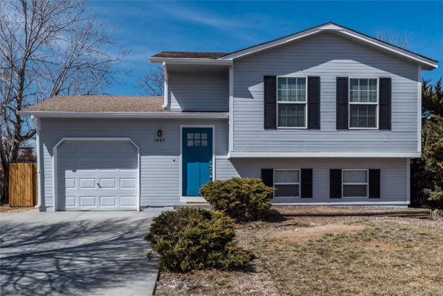 1483 S Biscay Court, Aurora, CO 80017 (MLS #3987909) :: Kittle Real Estate