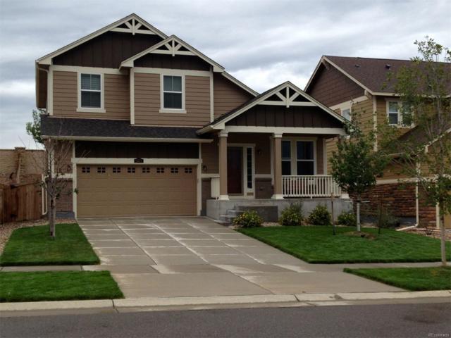 5573 S Elk Court, Aurora, CO 80016 (#3989456) :: Wisdom Real Estate