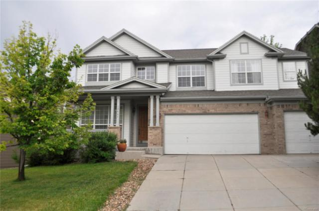 12461 Turquoise Terrace Place, Castle Pines, CO 80108 (MLS #3990557) :: 8z Real Estate