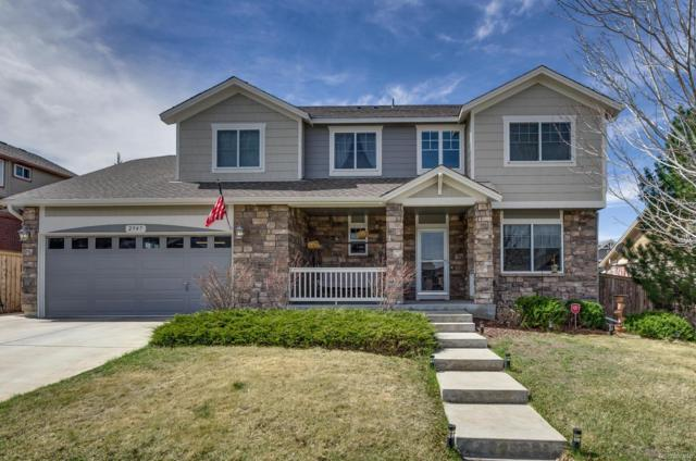 2947 S Lisbon Way, Aurora, CO 80013 (#3992816) :: The Pete Cook Home Group