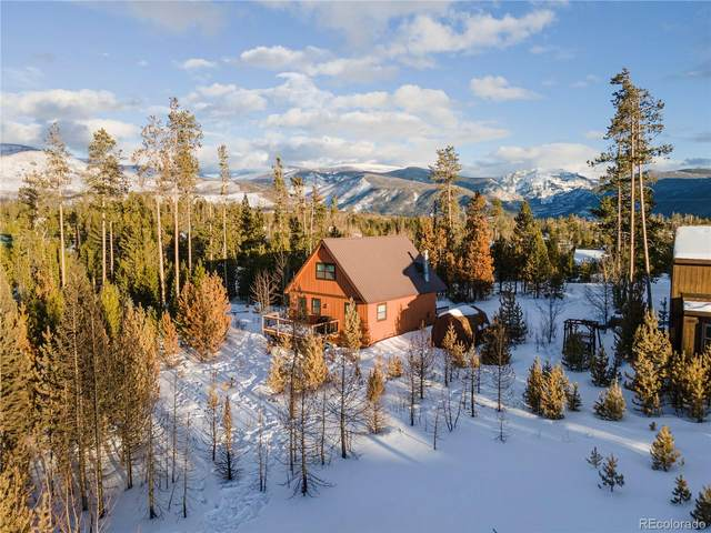 66 Elk Run, Grand Lake, CO 80447 (#3992956) :: The Colorado Foothills Team | Berkshire Hathaway Elevated Living Real Estate