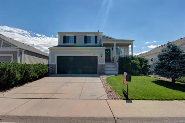 20486 Willowbend Lane, Parker, CO 80138 (MLS #3994335) :: 8z Real Estate