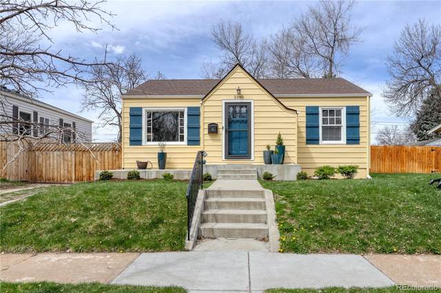 2285 S Ogden Street, Denver, CO 80210 (#3997257) :: Stephanie Fryncko | Keller Williams Integrity