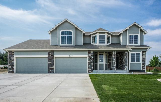 3124 Ballentine Boulevard, Johnstown, CO 80534 (#4003981) :: The Heyl Group at Keller Williams