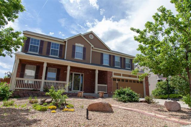 5779 S Andes Street, Aurora, CO 80015 (#4004927) :: Mile High Luxury Real Estate