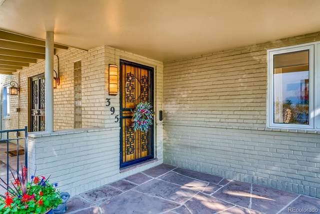 395 Birch Street, Denver, CO 80220 (MLS #4005225) :: Neuhaus Real Estate, Inc.