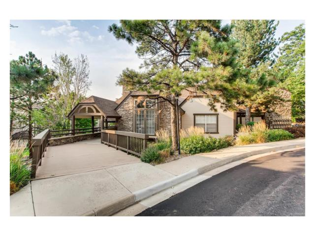 9150 E Arbor Circle K, Englewood, CO 80111 (MLS #4005507) :: 8z Real Estate