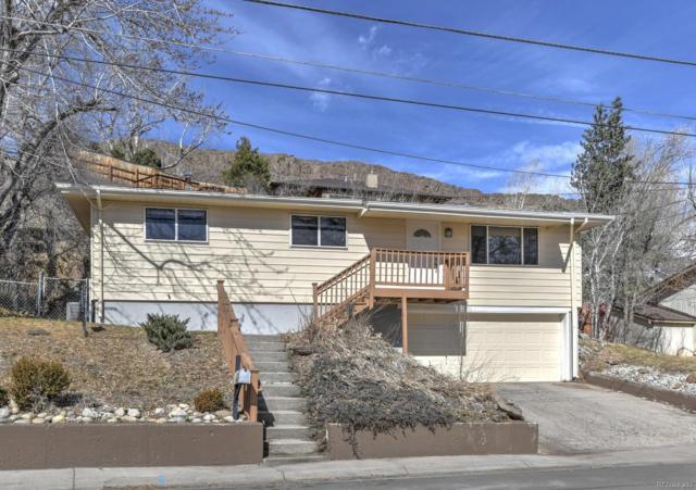 300 High Parkway, Golden, CO 80403 (#4006413) :: The Peak Properties Group