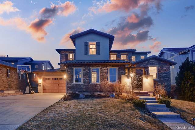 10587 Autumnsong Court, Highlands Ranch, CO 80126 (#4008248) :: The Peak Properties Group