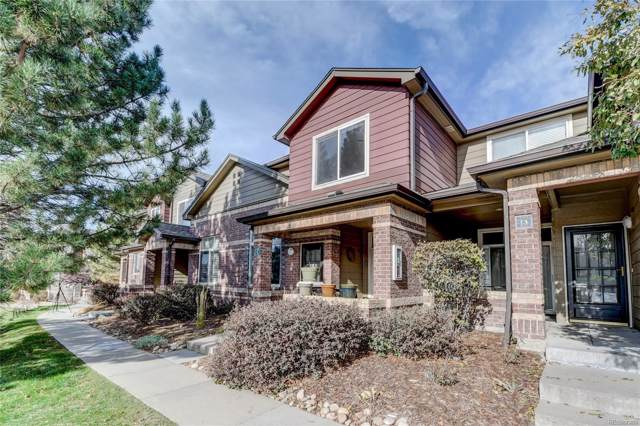 6408 Silver Mesa Drive C, Highlands Ranch, CO 80130 (MLS #4009518) :: 8z Real Estate