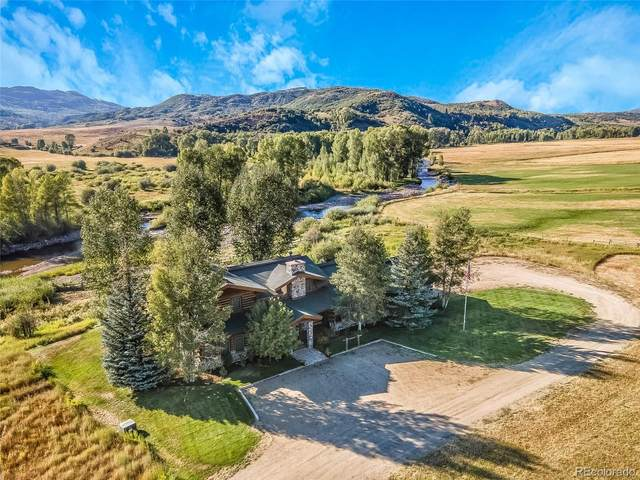 51105 County Road 129, Steamboat Springs, CO 80487 (MLS #4011380) :: 8z Real Estate