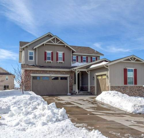 7837 S Flat Rock Court, Aurora, CO 80016 (MLS #4011841) :: Kittle Real Estate
