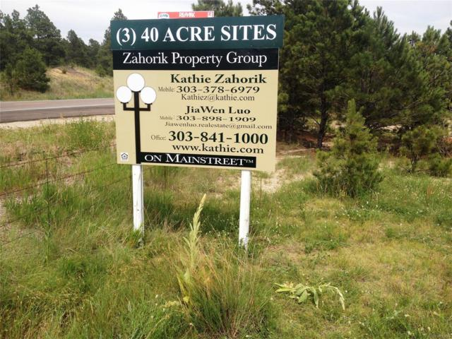 E Highway 86, Ramah, CO 80832 (MLS #4019686) :: 8z Real Estate