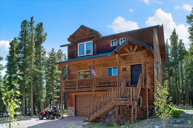 715 Silver Creek Road, Idaho Springs, CO 80452 (#4020482) :: Finch & Gable Real Estate Co.