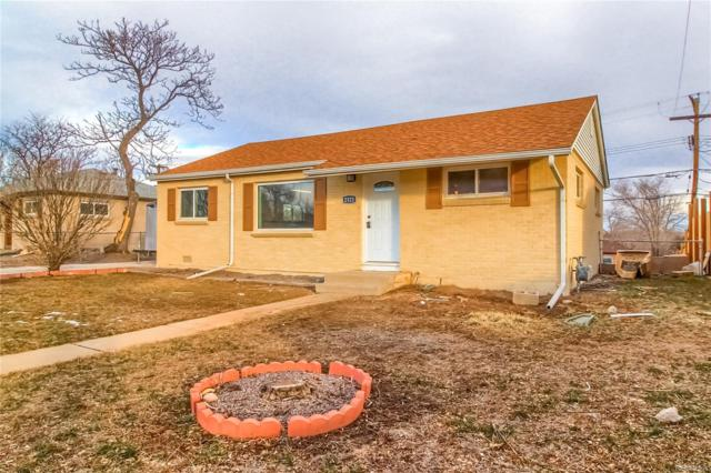 2321 E 93rd Place, Thornton, CO 80229 (#4020882) :: The City and Mountains Group