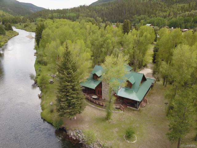 197 Evergreen Lane, Antonito, CO 81120 (MLS #4024227) :: 8z Real Estate