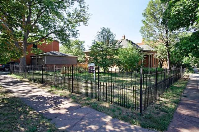 2590 Stout Street, Denver, CO 80205 (MLS #4033353) :: The Space Agency - Northern Colorado Team