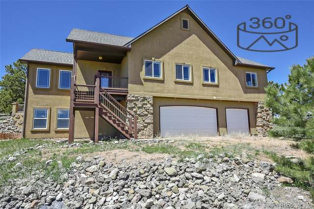 2413 County Rd 403, Florissant, CO 80816 (MLS #4034014) :: 8z Real Estate