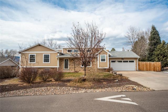 8359 S Allison Street, Littleton, CO 80128 (MLS #4037344) :: 8z Real Estate