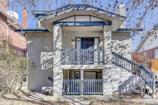 1650 Race Street, Denver, CO 80206 (#4038445) :: Wisdom Real Estate
