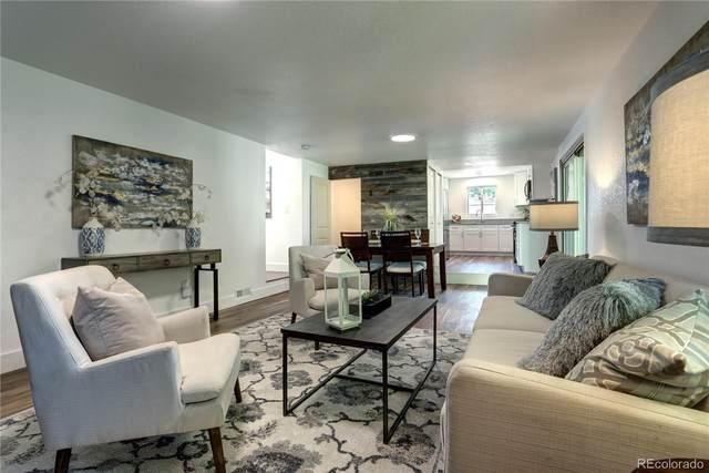 3391 S Eudora Street, Denver, CO 80222 (MLS #4042280) :: Clare Day with Keller Williams Advantage Realty LLC