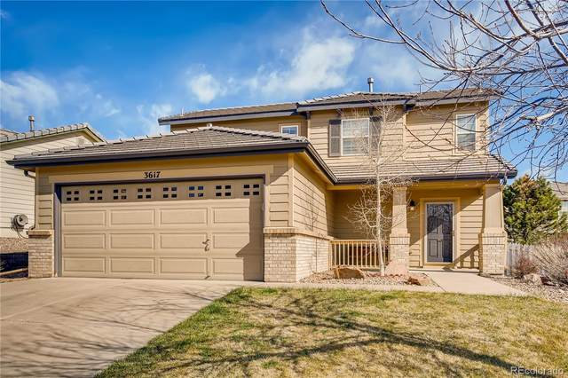 3617 Wonder Drive, Castle Rock, CO 80109 (#4043145) :: The Artisan Group at Keller Williams Premier Realty