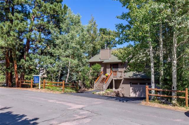2111 Torrey Pine Drive, Evergreen, CO 80439 (#4044086) :: The DeGrood Team