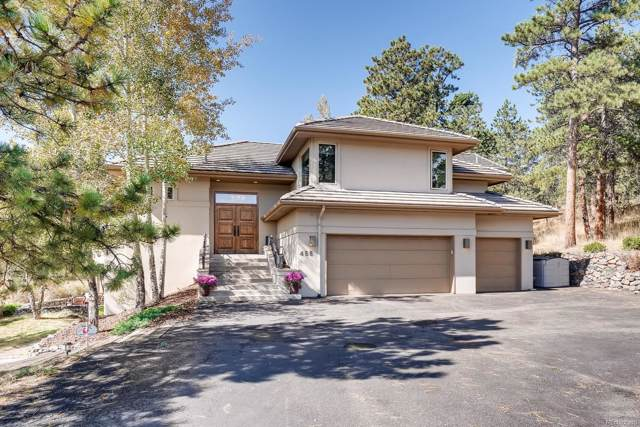 455 Spring Ranch Drive, Golden, CO 80401 (#4044127) :: 5281 Exclusive Homes Realty