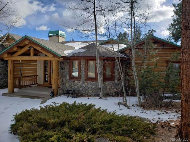 24043 Eagle Cliff Trail, Conifer, CO 80433 (#4047965) :: The Harling Team @ HomeSmart