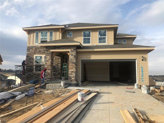6885 Range Ball Court, Castle Pines, CO 80108 (#4049387) :: The Heyl Group at Keller Williams
