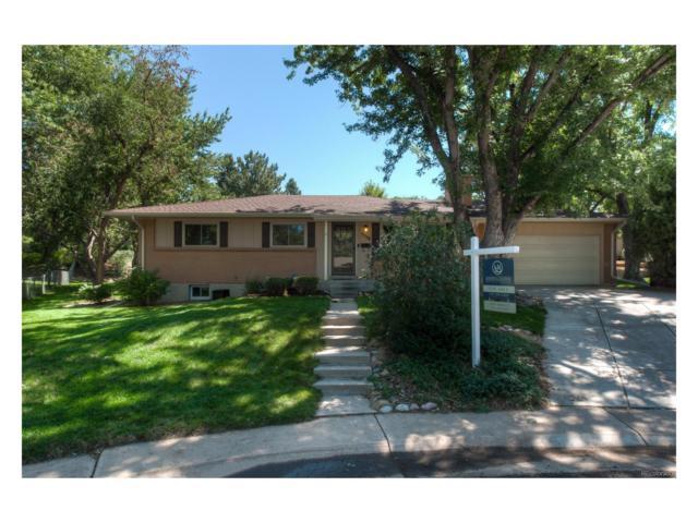 3756 S Uinta Court, Denver, CO 80237 (MLS #4049690) :: 8z Real Estate