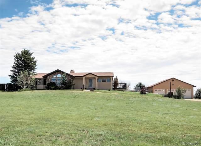 10955 Chiming Bell Circle, Peyton, CO 80831 (#4059630) :: Finch & Gable Real Estate Co.