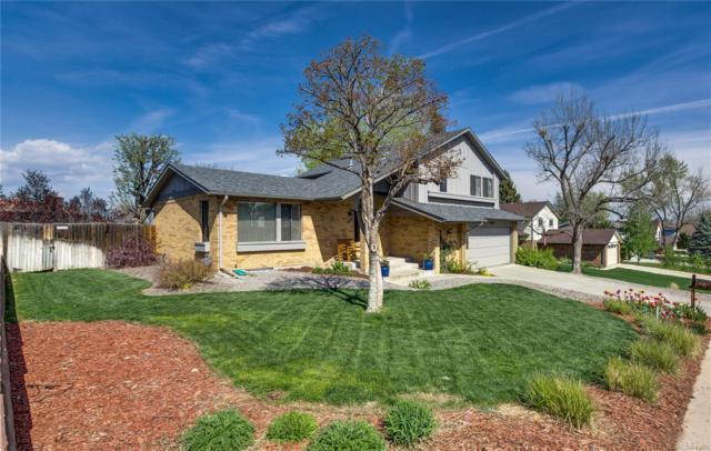 7483 S Marion Street, Centennial, CO 80122 (#4059796) :: House Hunters Colorado