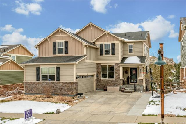 6420 S Ider Street, Aurora, CO 80016 (#4060681) :: The HomeSmiths Team - Keller Williams